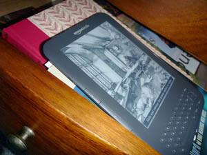 Why I finally bought a Kindle